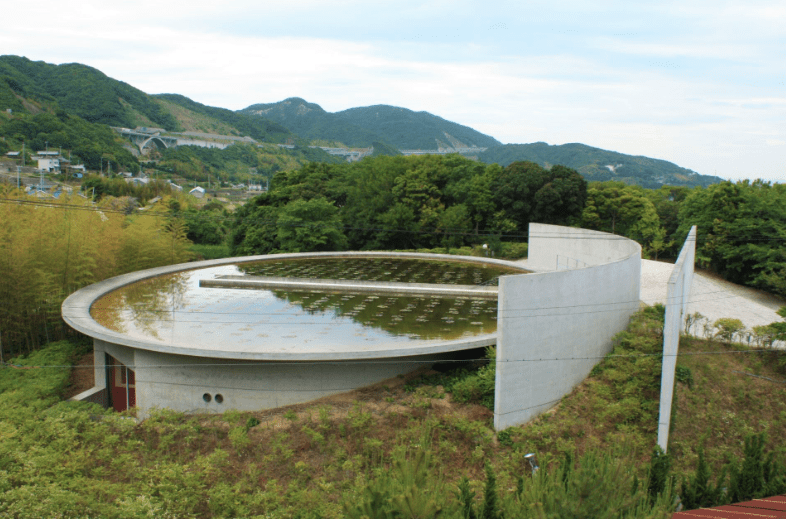 Tadao Ando Water Temple